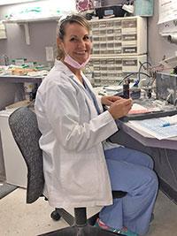 Tiffany Hill - Certified Lab Technologist